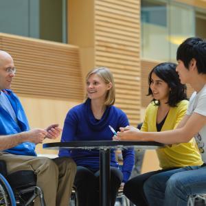 Recruiting mentors for UBC Health Interprofessional Health Mentors Program