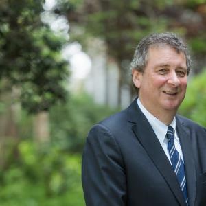 Dr. Dermot Kelleher, Vice-President, Health