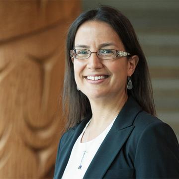 Photo of Dr. Nadine Caron